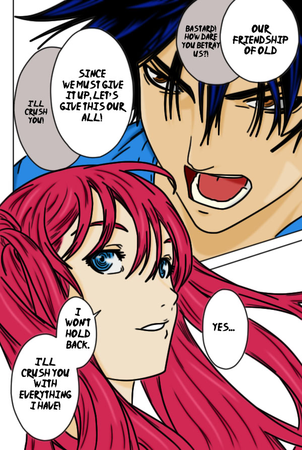 ikki and ringo relationship questions