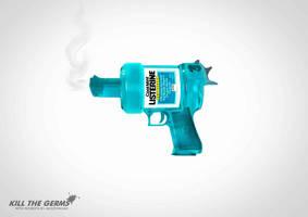 Listerine - Listerine Gun by GhostPepperArt