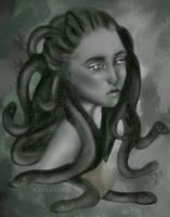 Medusa by kayleighmc