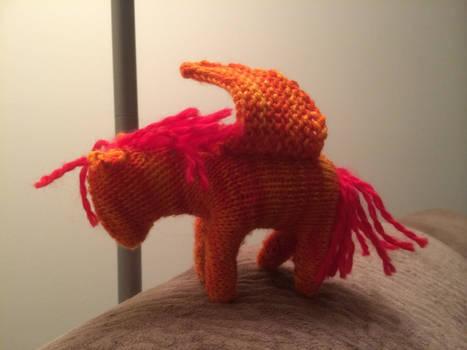 Amaterasu the Pegasus