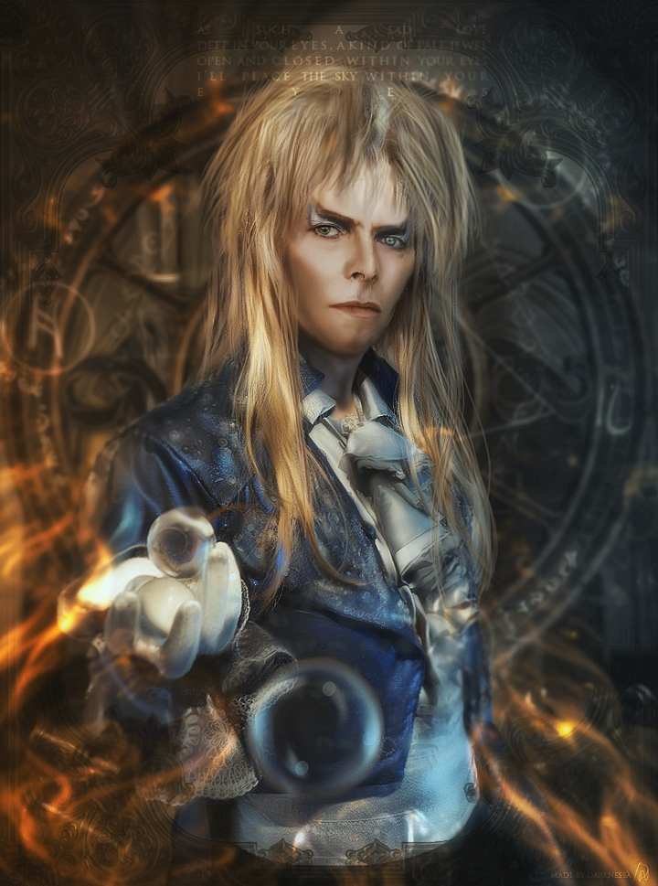 labyrinth wallpaper jareth - photo #28