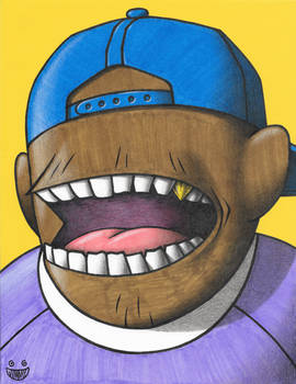 Mouth Russel