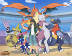 Me as a Pokemon Trainer by Lockon5500