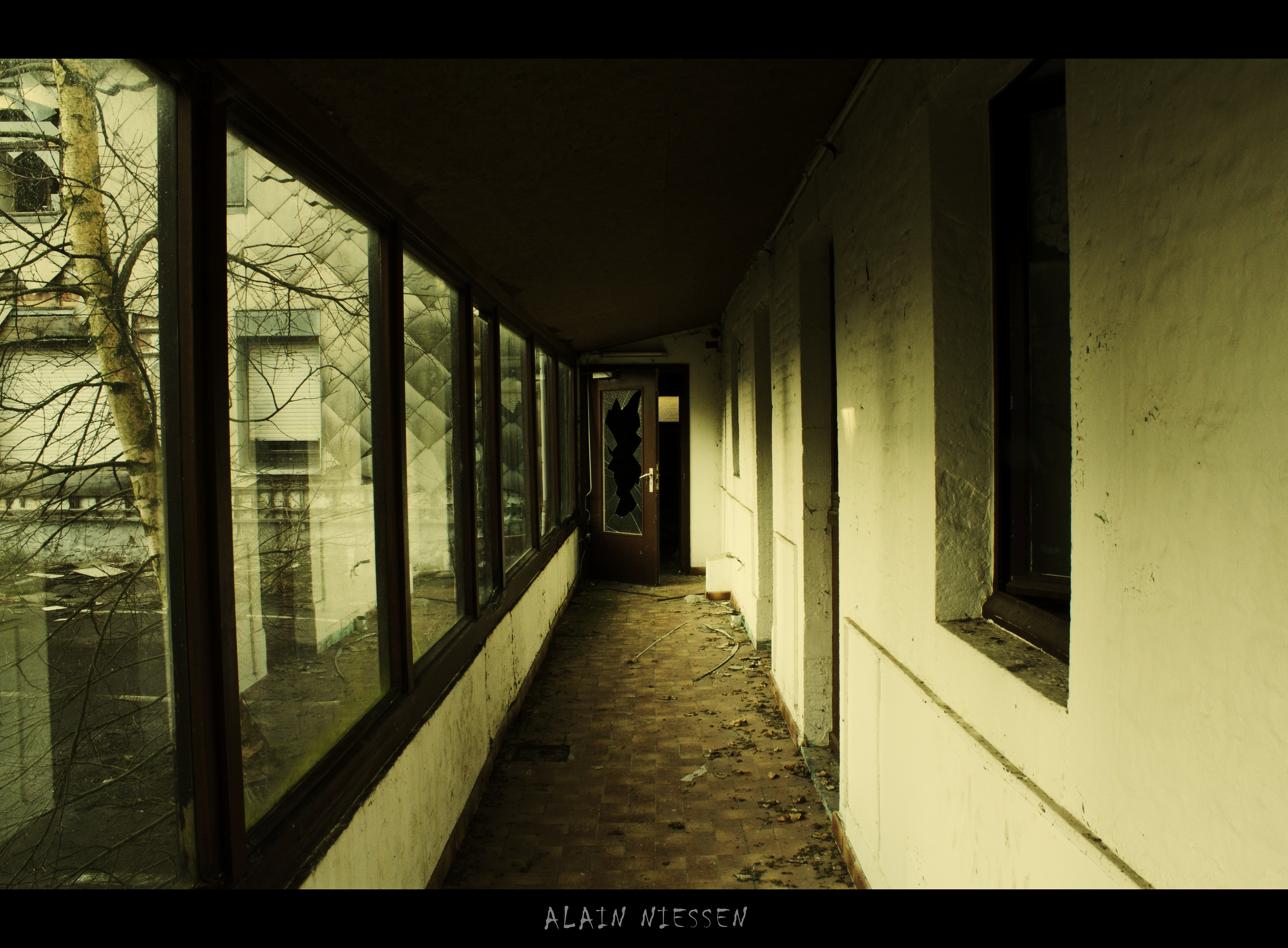 """Retirement Home """"Gensterblum"""" by Silence-in-your-head"""