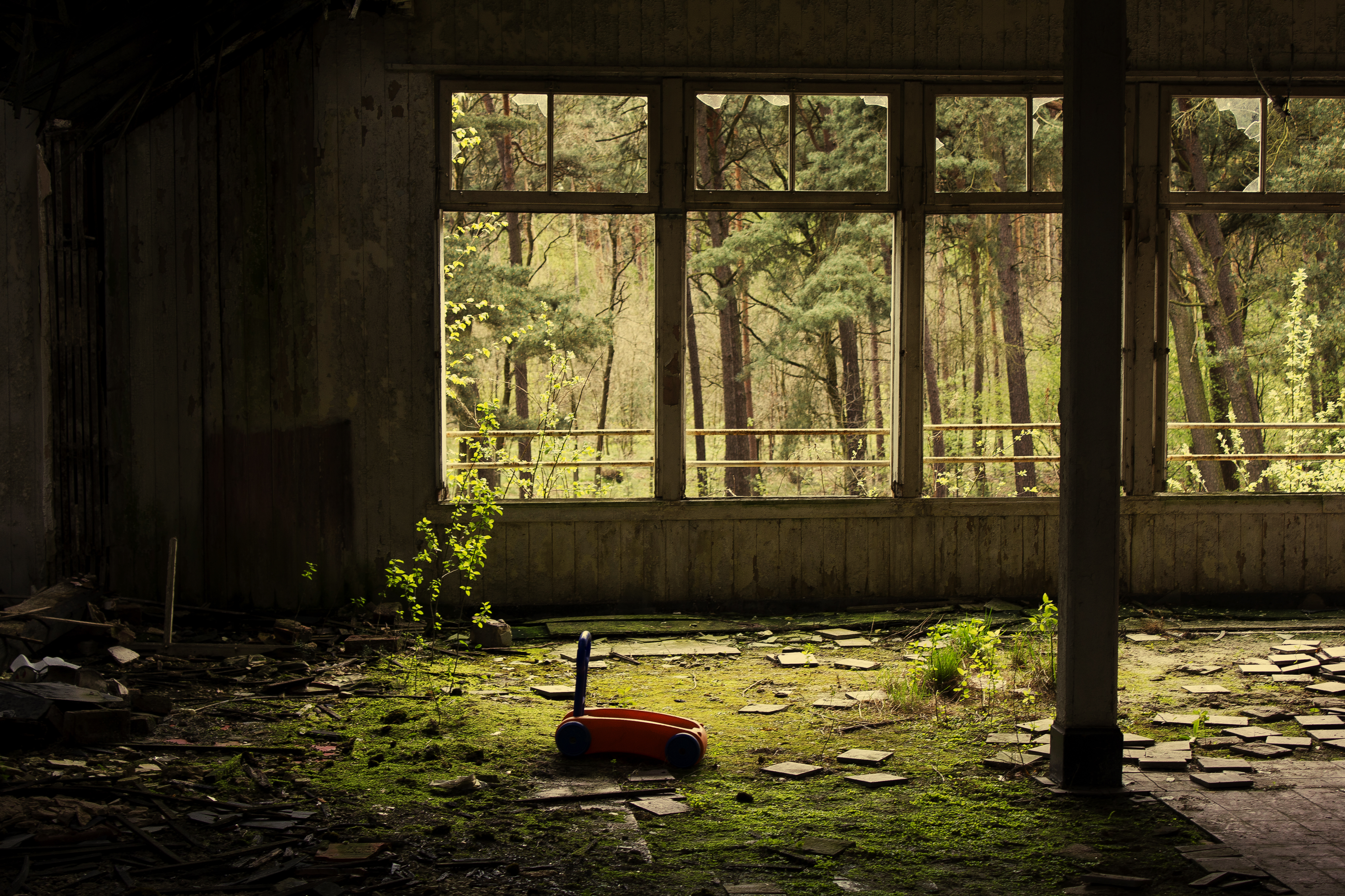 Orphanage Duinen-Heide by Silence-in-your-head