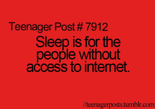 Teenager Post About Homework Teenager Post by