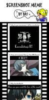 Screenshot Meme- Kuro II