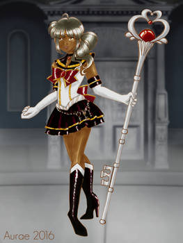 Stardust Senshi: Dress Up Party : Sirius-Pluto