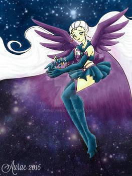 Stardust Senshi: Sailor Stardust: Guiding the Way