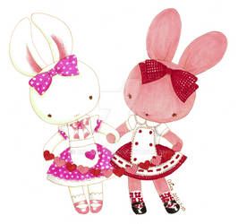[2012] Valentine Usamimi and Usamomo