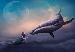 The Woman and the Whale