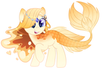 Sea Pony Auction {closed} by Fallen--Fate