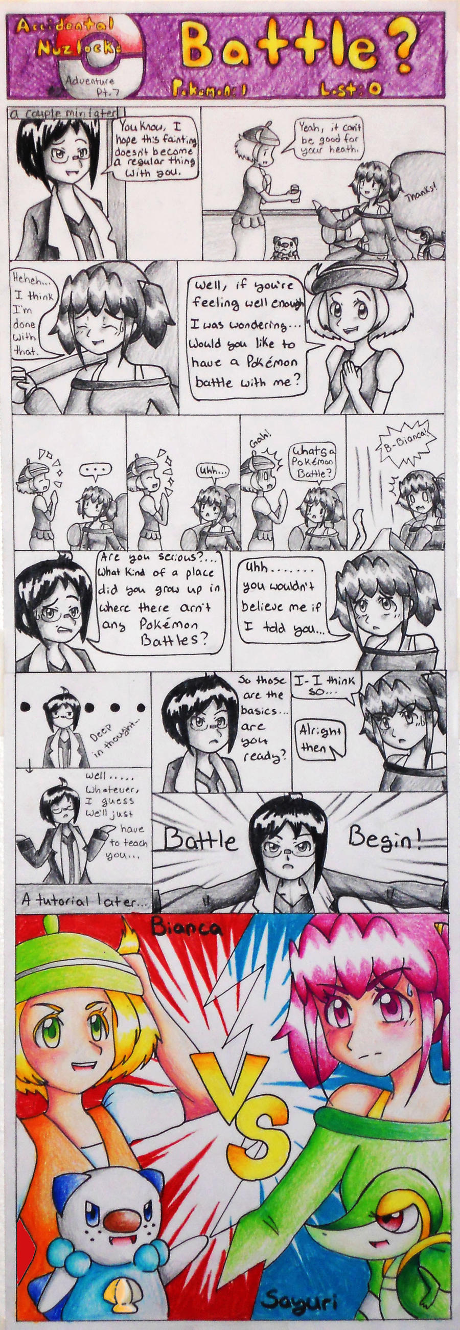 Accidental Nuzlocke Part 7 by KGScribbles