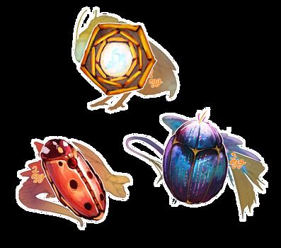 Dragon egg adopts