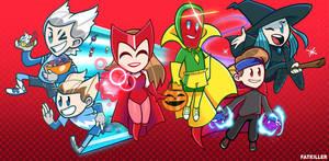 Wandavision Halloween Special