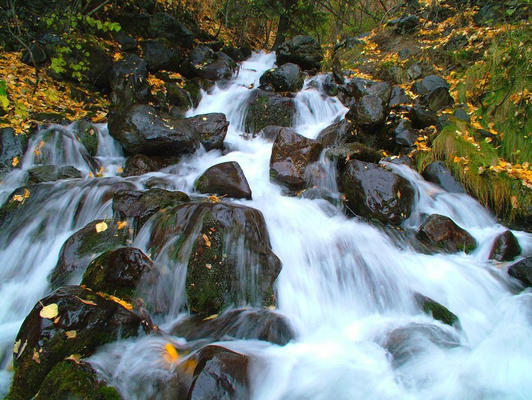 Falls creek alaska by liquiddenny