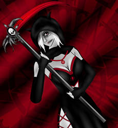 Miss Reaper by Tarkarra