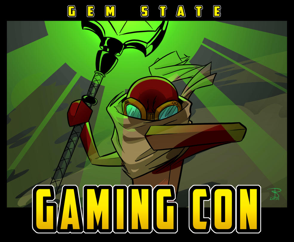 GSGC logo by TheWizpir