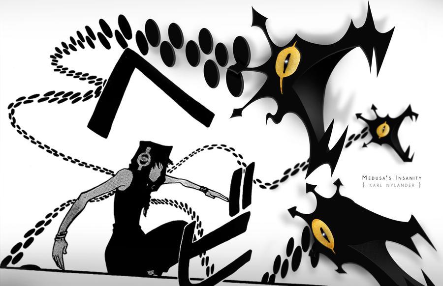 Medusa's Insanity by kaaru0000