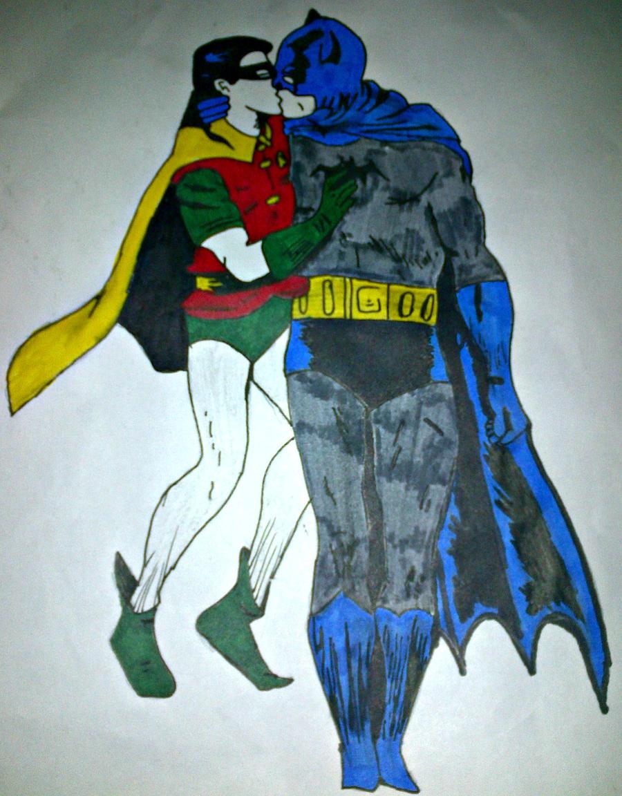 Batman and robin by Rachiebear44 on DeviantArt