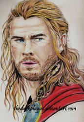 Thor by thedarkplague