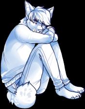 Sad Anthro Dude Pose By Geminousreptile On Deviantart