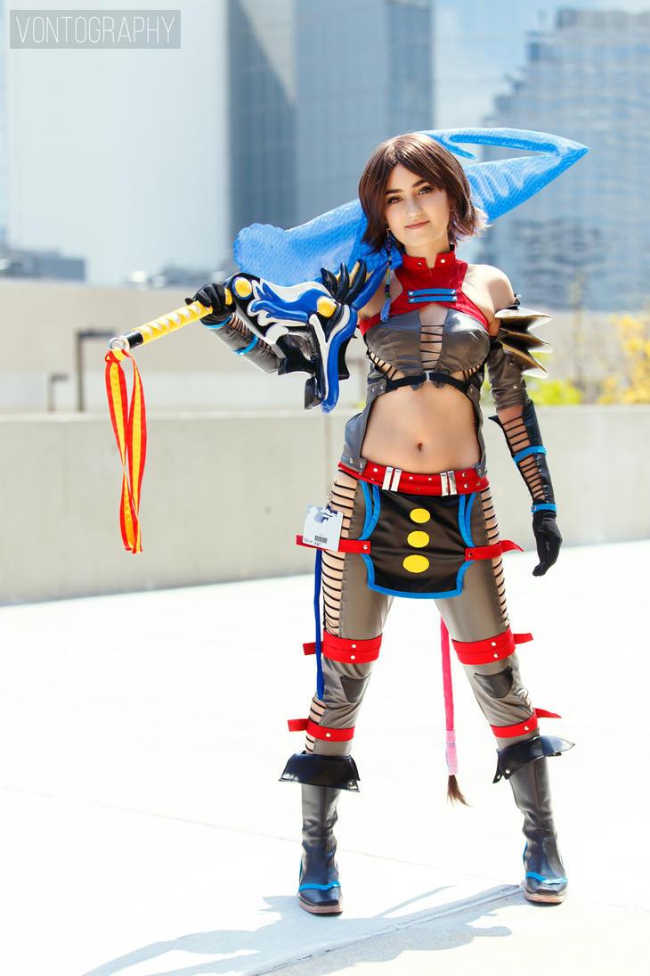 Warrior Yuna by Ito6