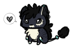 Mini Barnabas by TheseWeirdFishes