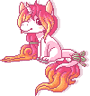 Pixel Nadira by TheseWeirdFishes