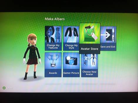 Maka Albarn Xbox Live Avatar