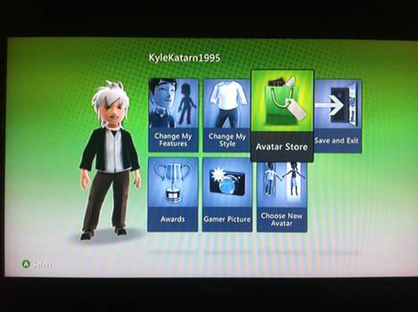 Soul Evans Xbox Live Avatar