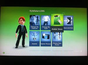 Spirit Albarn Xbox Live Avatar
