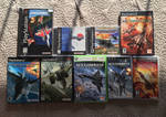 Ace Combat Collection with PSP Games by AVGNJr1985