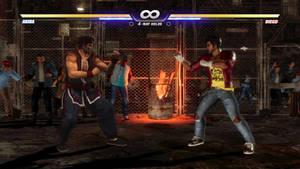 Akira Yuki Vs Diego in Dead or Alive 6