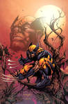WOLVERINE COVER