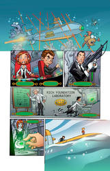 Richie Rich page 1 For Sample Only by maehao