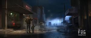 The Fog People - 1984