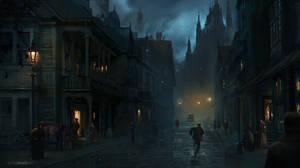 Victorian Gothic by stayinwonderland