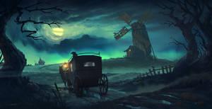 Halloween 2016 by stayinwonderland