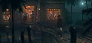 Pirates - Personal Piece 02 by stayinwonderland
