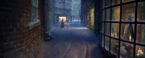 Victorian Christmas by stayinwonderland