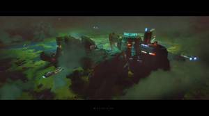 Mining Colony Concept by stayinwonderland