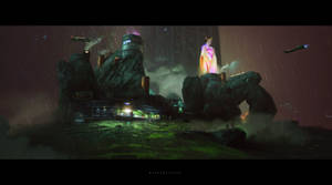 Mining Colony Concept 2