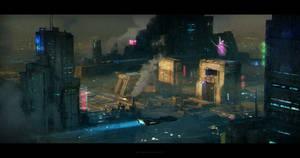 Cybercity by stayinwonderland