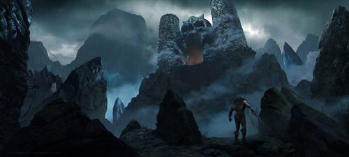 Castle Grayskull Ruins