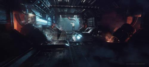 Alien Corridor