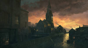 Cthulhu Diary - The Flood of 1896