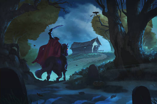 Sleepy Hollow - Headless Horseman