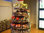 Nintendo World Store Picture #2 Pokemon Plushies!!