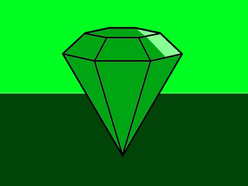 United Emerald City flag by SusanLucarioFan16